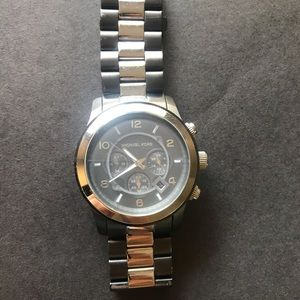 Michael Kors Accessories - Authentic Michael Kors Runway Watch
